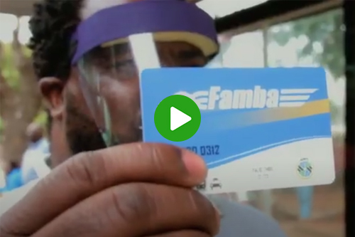 video cartao famba 2